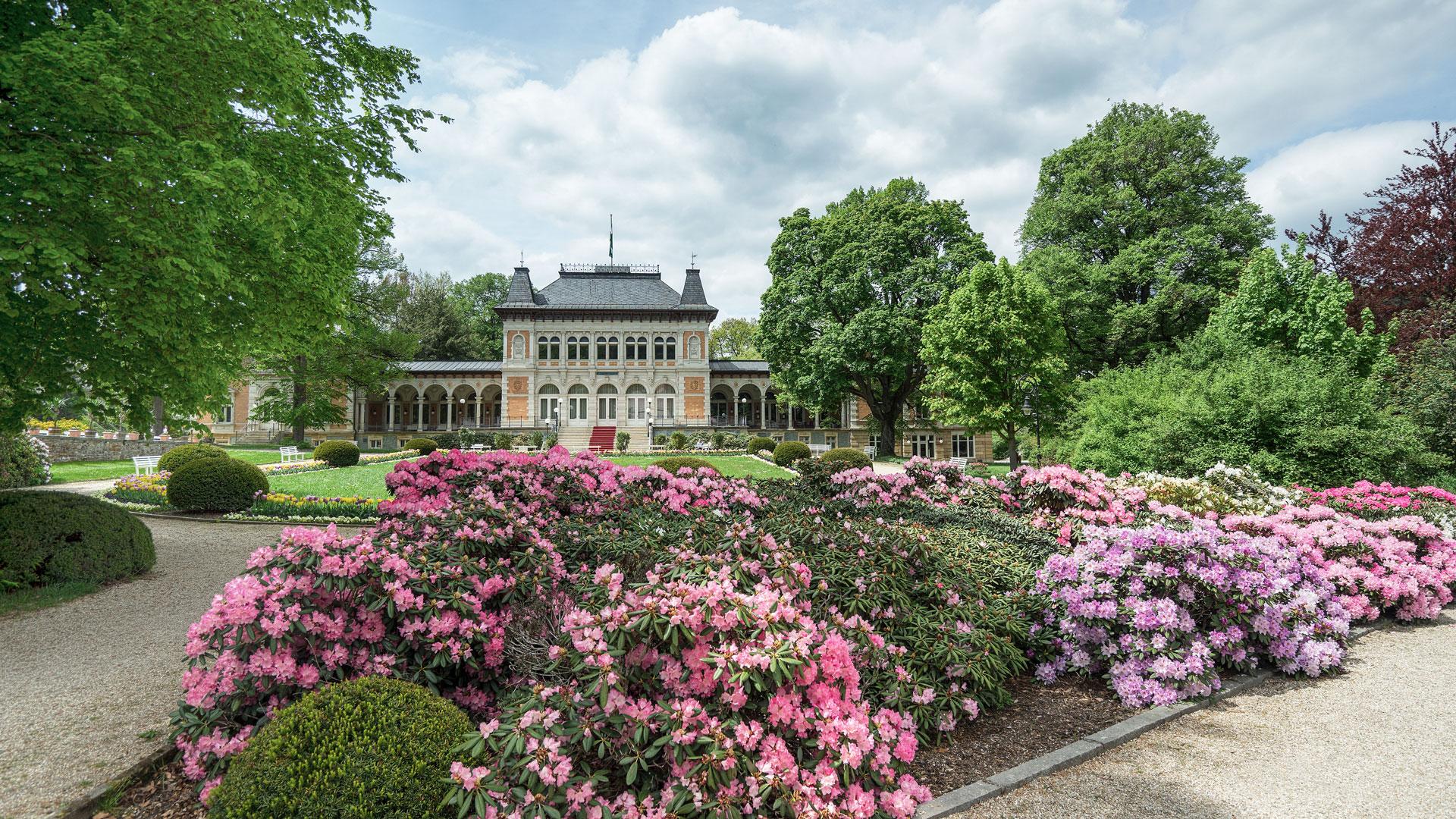 Königliches Kurhaus in Bad Elster