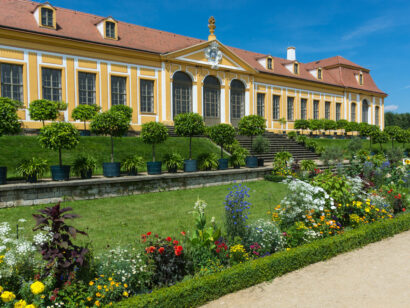 Orangerie Barockgarten Großsedlitz