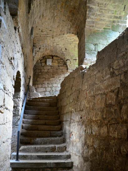 Die Bastionen der Festungsanlage in Pirna sind nur im Rahmen einer Führung zu besichtigen