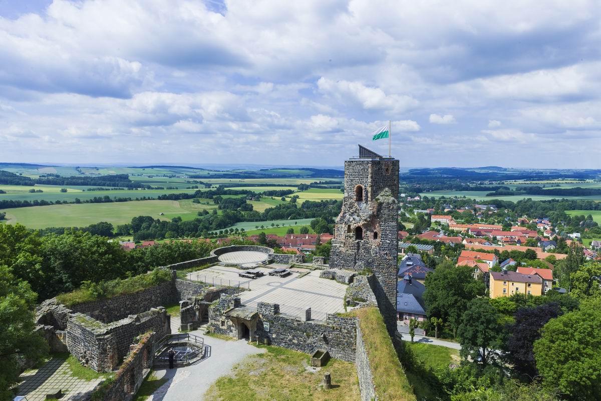Burg Stolpen Sächsische Schweiz