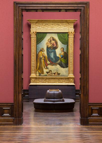 Sixtinische Madonna Staatliche Kunstsammlungen Dresden