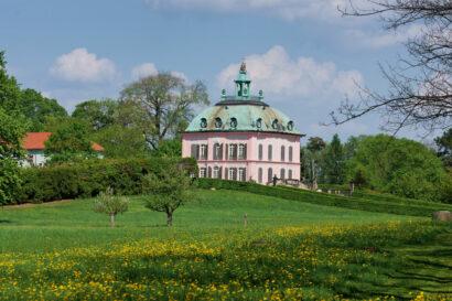 Fasanenschlösschen Moritzburg Elbland