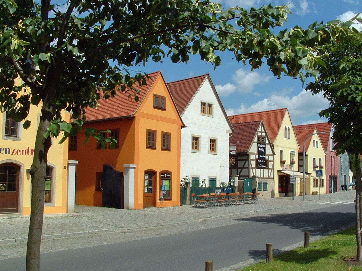 Radebeul Dorfanger Altkötzschenbroda