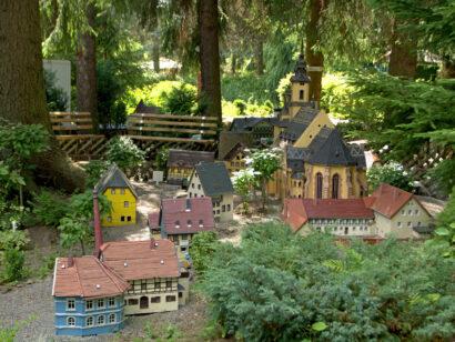 Klein Erzgebirge Oederan Miniaturpark
