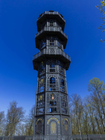 Gusseiserner Turm Löbau Oberlausitz