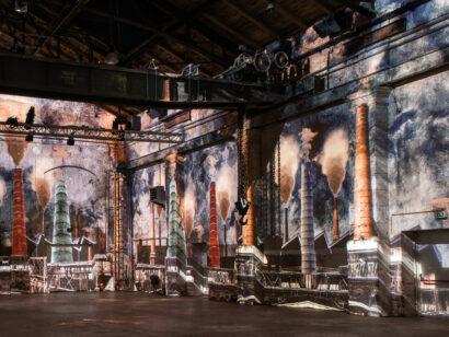 Im Leipziger Kunstkraftwerk finden zahlreiche Veranstaltungen statt.