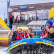 Rafting im Kanupark Markkleeberger See