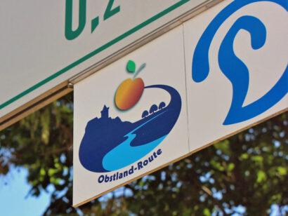 Die ausgeschilderte Obstland-Route verbindet den Radfernweg Mulderadweg und die Döllnitztal-Radroute.