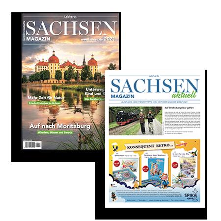 Urlaubszeit in Sachsen Magazin