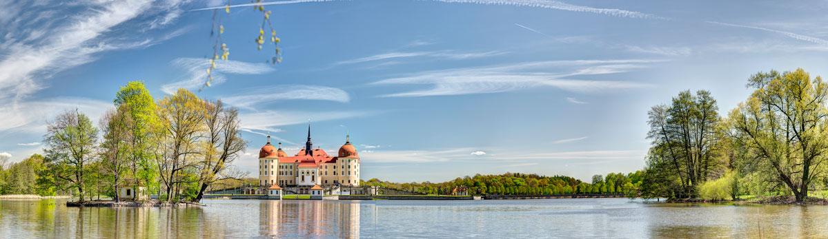 Schloss Moritzburg Elbland
