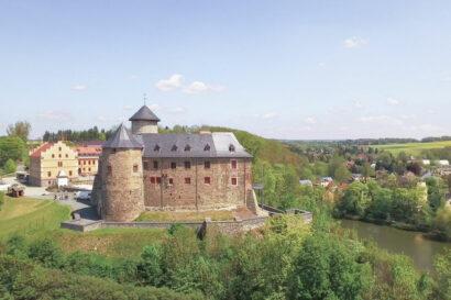 Schloß Voigtsberg in Oelsnitz, Vogtland