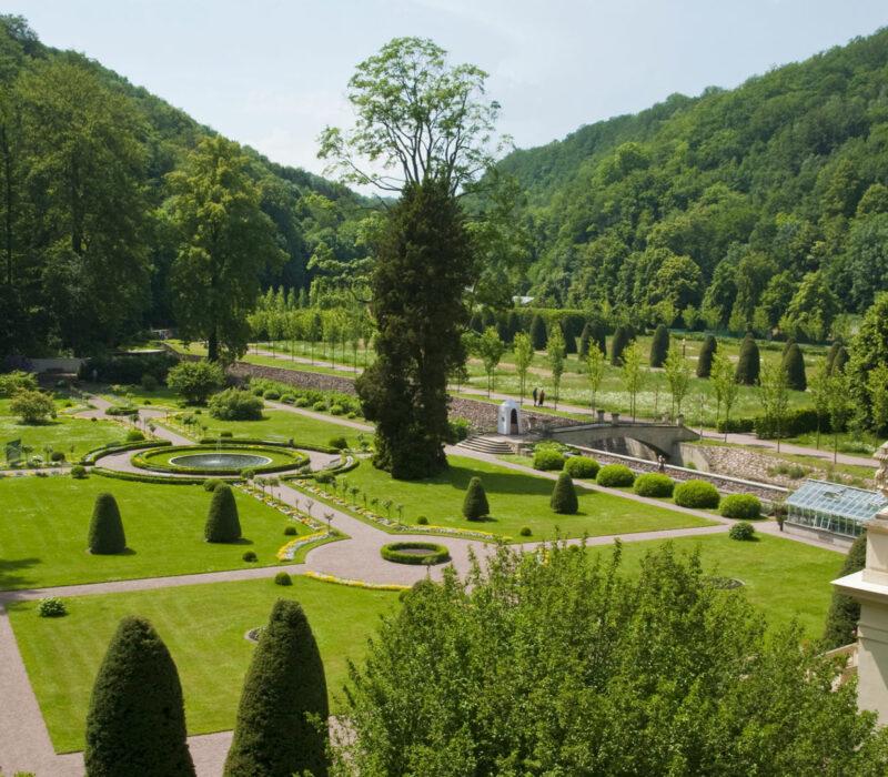 Schlosspark Weesenstein